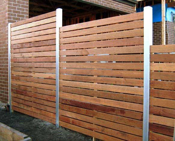 Merbau Timber Slatted