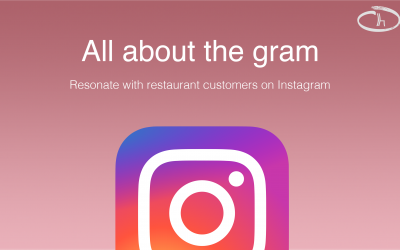Resonate with restaurant customers on Instagram