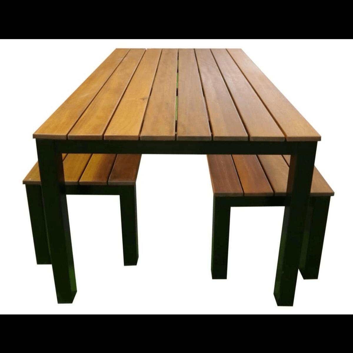 Alfresco Outdoor Beer Garden Table Set 1200